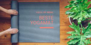 beste yogamat